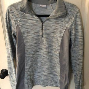 Columbia 1/4 Zip Pullover (small)